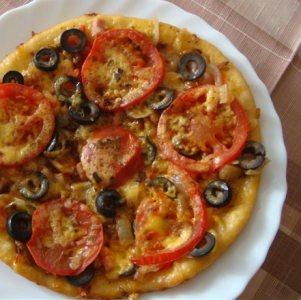 пицца из мультиварки