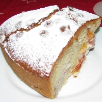 пирог на кефире в мультиварке редмонд