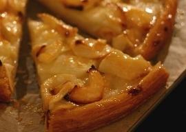 Английский пирог с яблоками