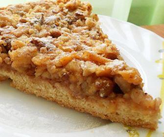 Венгерский пирог с яблоками