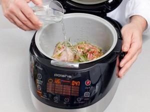 приготовление кролика в мультиварке редмонд рецепты