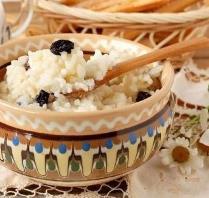 рисовая каша в мультиварке поларис