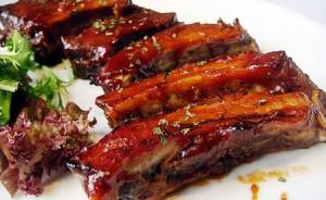 ребрышки свиные в мультиварке простой рецепт с картошкой