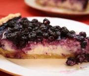 Десерт, который не оставит никого равнодушным – черничный пирог в мультиварках.