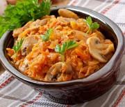 Как правильно приготовить тушеную капусту в мультиварке Редмонд и Поларис? Пошаговые рецепты с фото.